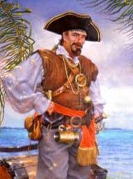 рубашка пирата