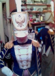 униформа мажореток