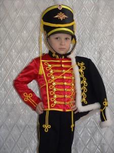 Гусар детский карнавальный