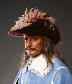 Сшить шляпу мушкетеру выкройка скачать