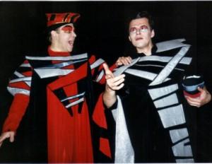 мужские костюмы для оперы