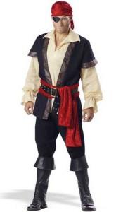 пират карнавальный
