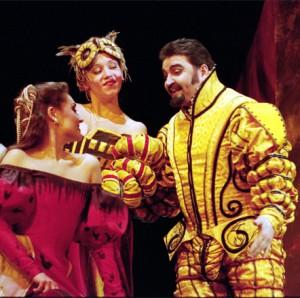 мужской оперный костюм