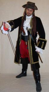 пиратский капитан