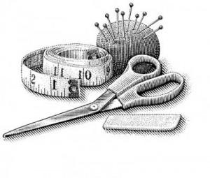 бесплатный курс - кройки и шитья для начинающих.