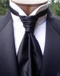галстук солидный