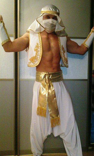 Восточный карнавальный костюм